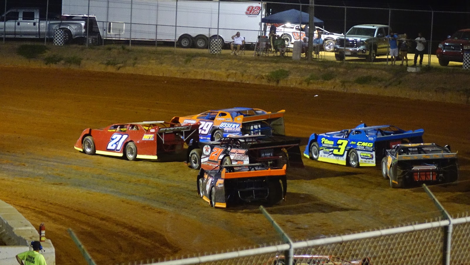 Deep Dixie Racing: Videos: Cochran Motor Speedway 6/25/2016