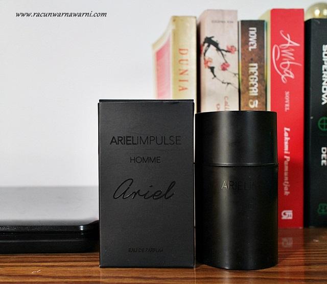 Unboxing Parfum Ariel