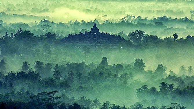 Jogja Wisata Bukit Punthuk Setumbu Magelang