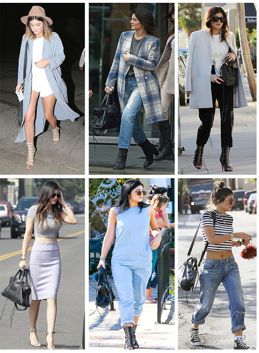 Steffani Louise - A UK Fashion And Style Blog : Style Inspiration | Kylie Jenner