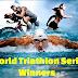 ITU Triathlon World Series - Championship  Winners List.
