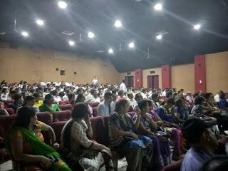 Career Guidance Seminar by Farzad Damania Career Counsellor in Mumbai at Army Public School Mumbai