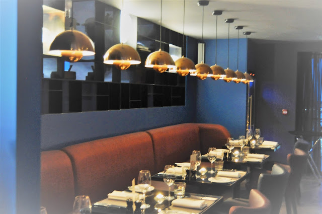 Stay in Brighton - Malmaison Cocktails and Canapes, photo by modern bric a brac