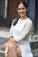 Radhika Cute Young New Actress in White Long Transparent Kurta ~  Exclusive Celebrities Galleries 040.JPG