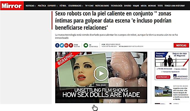 poringa prostitutas robots prostitutas