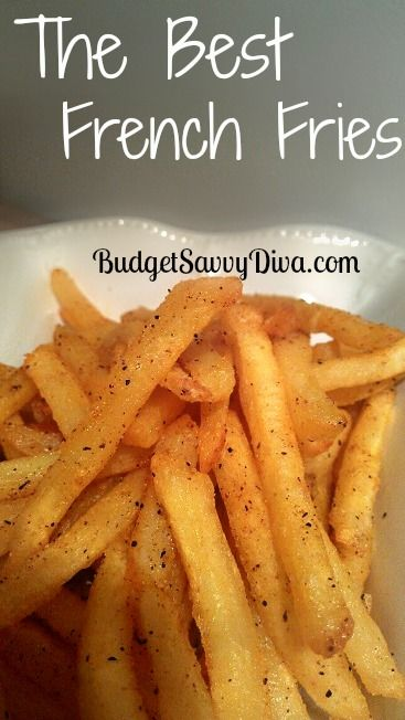 Simply Amazing. If you like french fries you MUST try this recipe. Gluten - Free