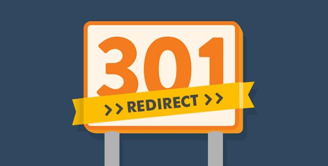 Cara Redirect/Mengalihkan URL Lama ke URL Baru