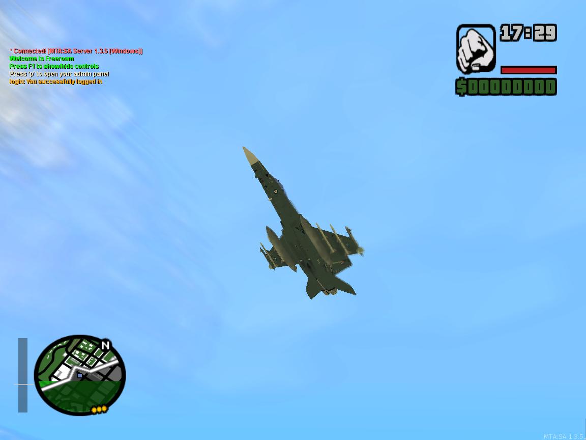 3 - MTA - F-18 Hydra