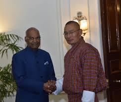 Bhutan+calls+on+the+President