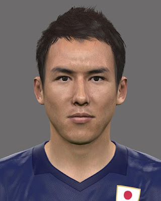 PES 2016 Hasebe Face by Agiga