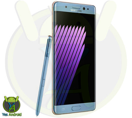 Samsung Galaxy Note7 SM-N930S Full Specs Datasheet
