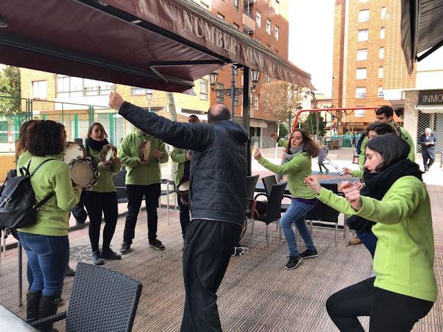 fiesta vascogallega Euskofoliada