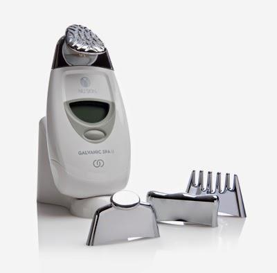 spa gels canada facial Galvanic