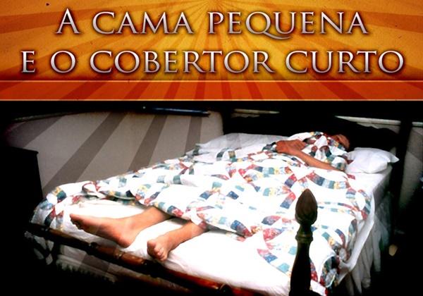 A cama pequena e o cobertor curto mais relevante for Cobertor cama