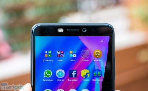 The Infinix HOT S3