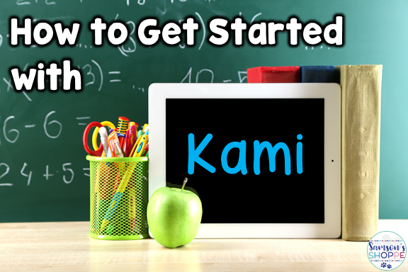 How to use kami in a pinch