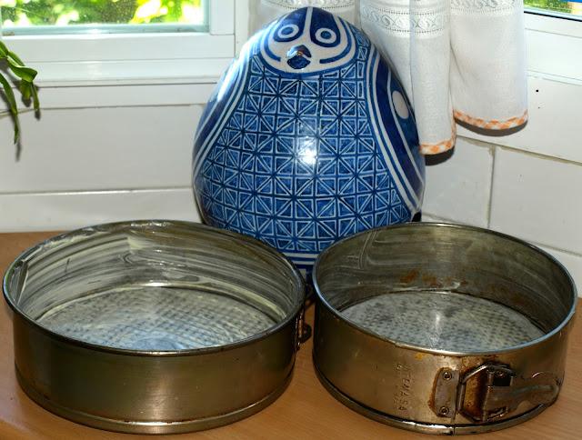 Cocinar es vivir y bordar tambi n tarta de pl tano for Cocinar 180 grados