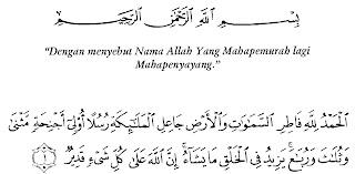 Bacaan Surat Al-Fathir Lengkap Arab, Latin dan Artinya