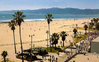 Venice Beach en Los Angeles - que visitar