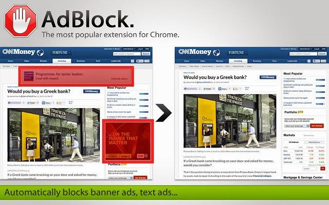 1. AdBlock