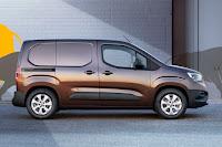 Opel Combo Panel Van (2019) Side