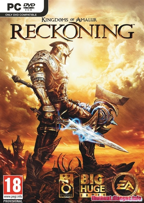Download Game Kingdoms of Amalur: Reckoning - SKiDROW Fshare