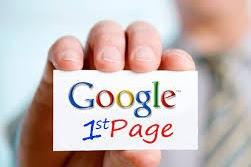 Cara Mendapat Page One dengan Cepat setelah Submit Url