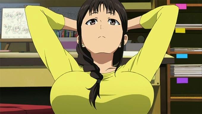 جميع حلقات انمي Shirobako مترجم عدة روابط