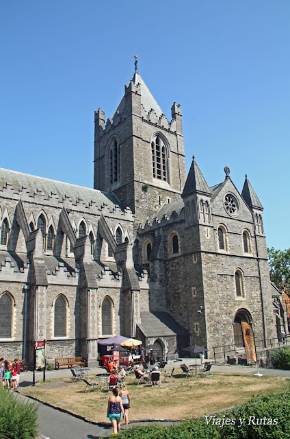 Chris Church Cathedral, Dublin