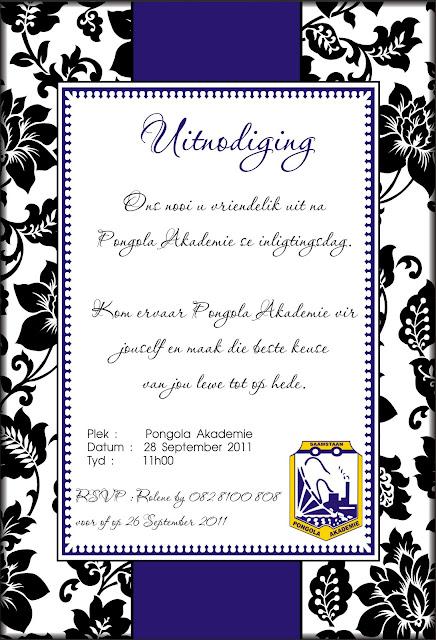 wedding in axipix trou uitnodigings
