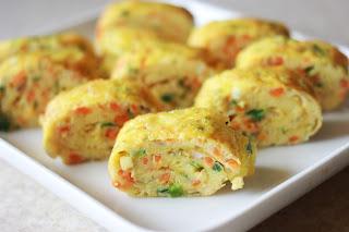 Telur Dadar  Untuk Sarapan Pagi
