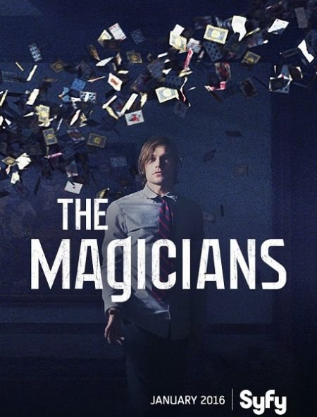 The Magicians (2015-) ταινιες online seires oipeirates greek subs