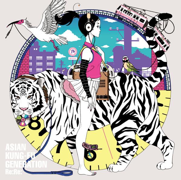 [Single] ASIAN KUNG-FU GENERATION – Re:Re: (2016.03.16/MP3/RAR)