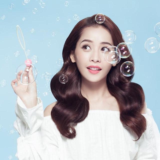 Chi Pu hé lộ bí kíp giúp da căng, dáng đẹp chuẩn Hàn Quốc