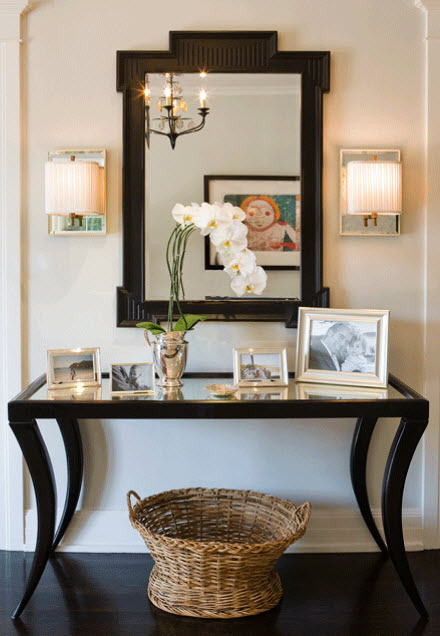 New Home Interior Design: Mixed Style