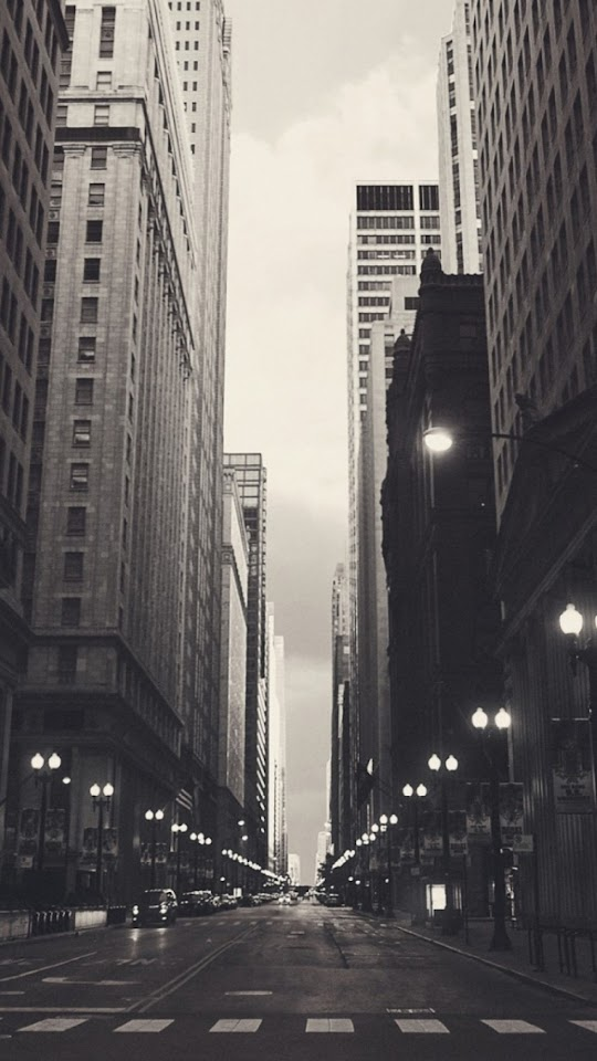 Chicago USA  Galaxy Note HD Wallpaper
