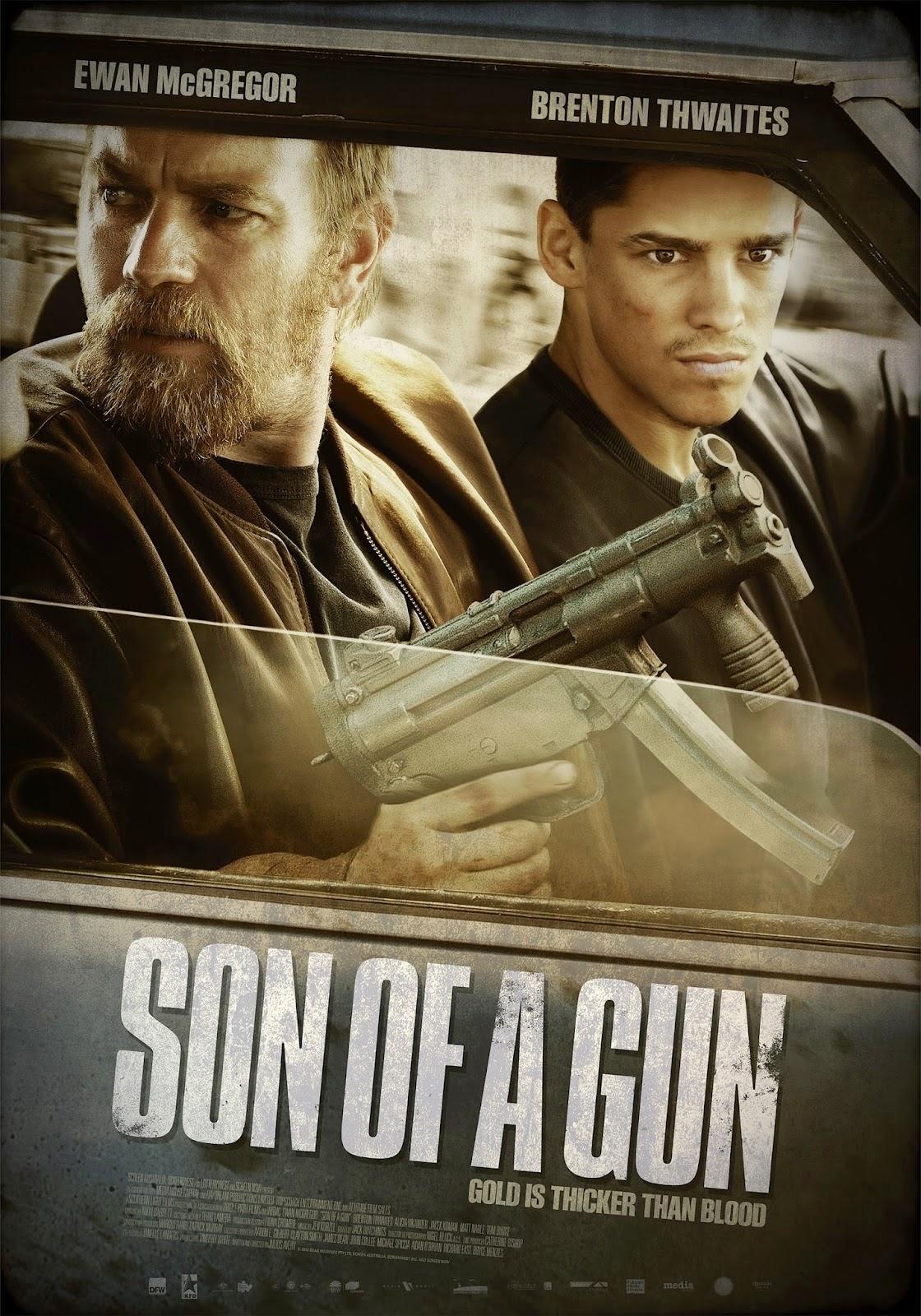 Son of a Gun (2014) HDRip ταινιες online seires oipeirates greek subs
