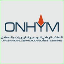 المكتب الوطني للهيدروكاربورات والمعادن - onhym maroc