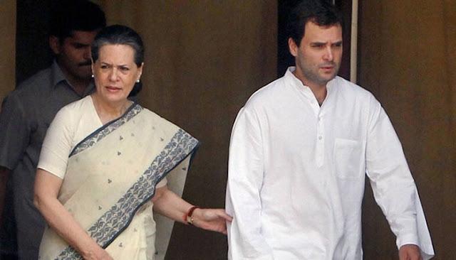 सोनिया गांधी की तबीयत बिगड़ने के बाद, मोदी ने पूछा हाल