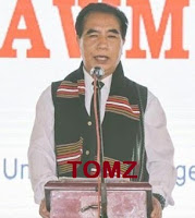 ZPM Chief Ministerial Candidate Pu Lalduhoma chuan