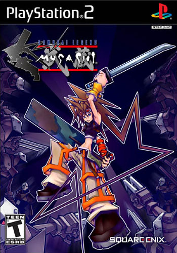 Musashi%2BSamurai%2BLegend%2B%2BPs2 - Musashi Samurai Legend | Ps2