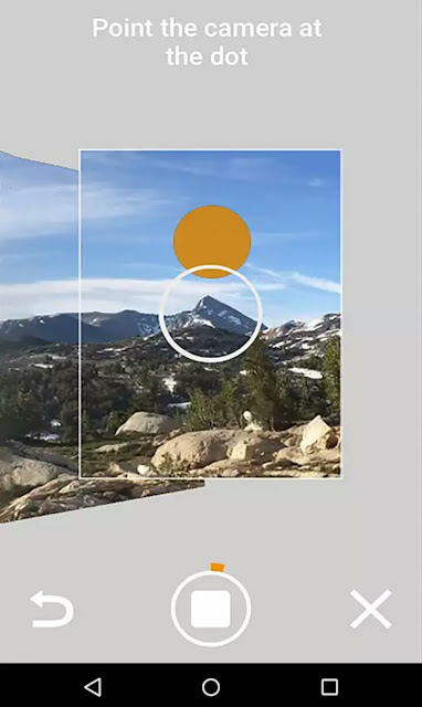 stree view app for 360 degree post