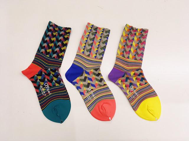 ayame'【アヤメ】socks collectionリズムブロックソックス◇eighty88eight 綾川・香川 エイティエイト
