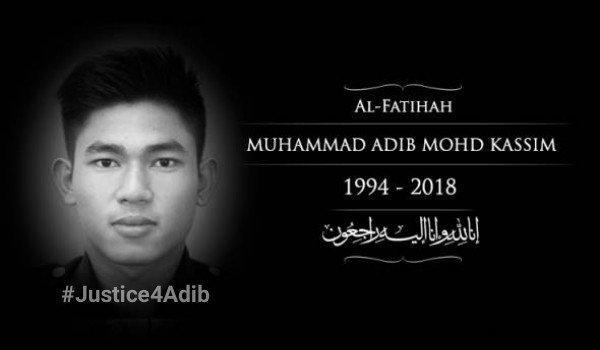 Adib meninggal dunia di IJN #Justice4Adib