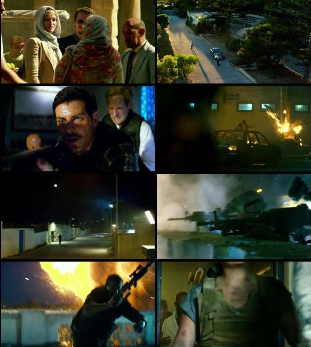 13 Hours 2016 Dual Audio Hindi 480p BRRip