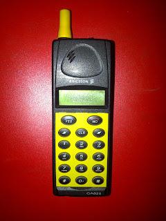 hape jadul Ericsson GA628