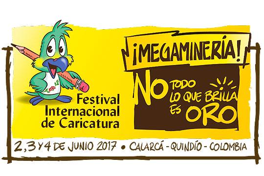 Convocatoria. Festival Internacional de Caricatura