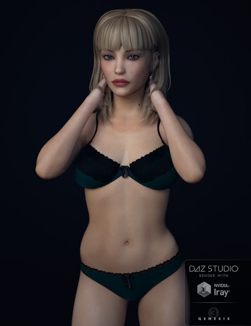 SC Joy for Genesis 3 Female