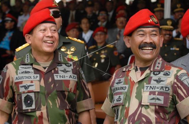Inilah Skenario 'Makar' Eks Danjen Kopassus Mayjen TNI Soenarko
