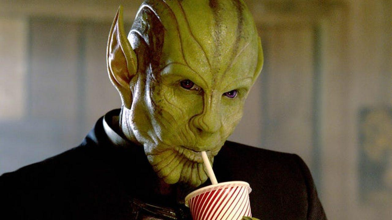 Artista conceitual de Capitã Marvel mostra o design inicial de Talos Skrull